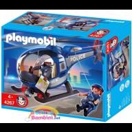 Elicottero della polizia