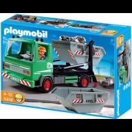 Camion trasporto massi