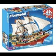 Grande nave dei pirati Camuffata